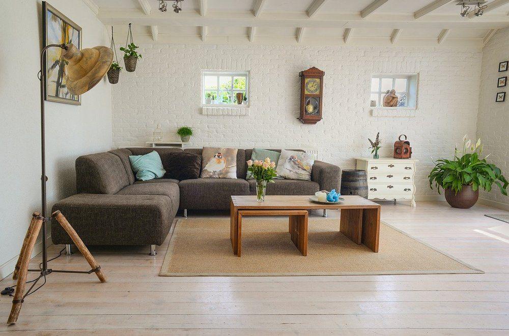 Rent och fint hemma
